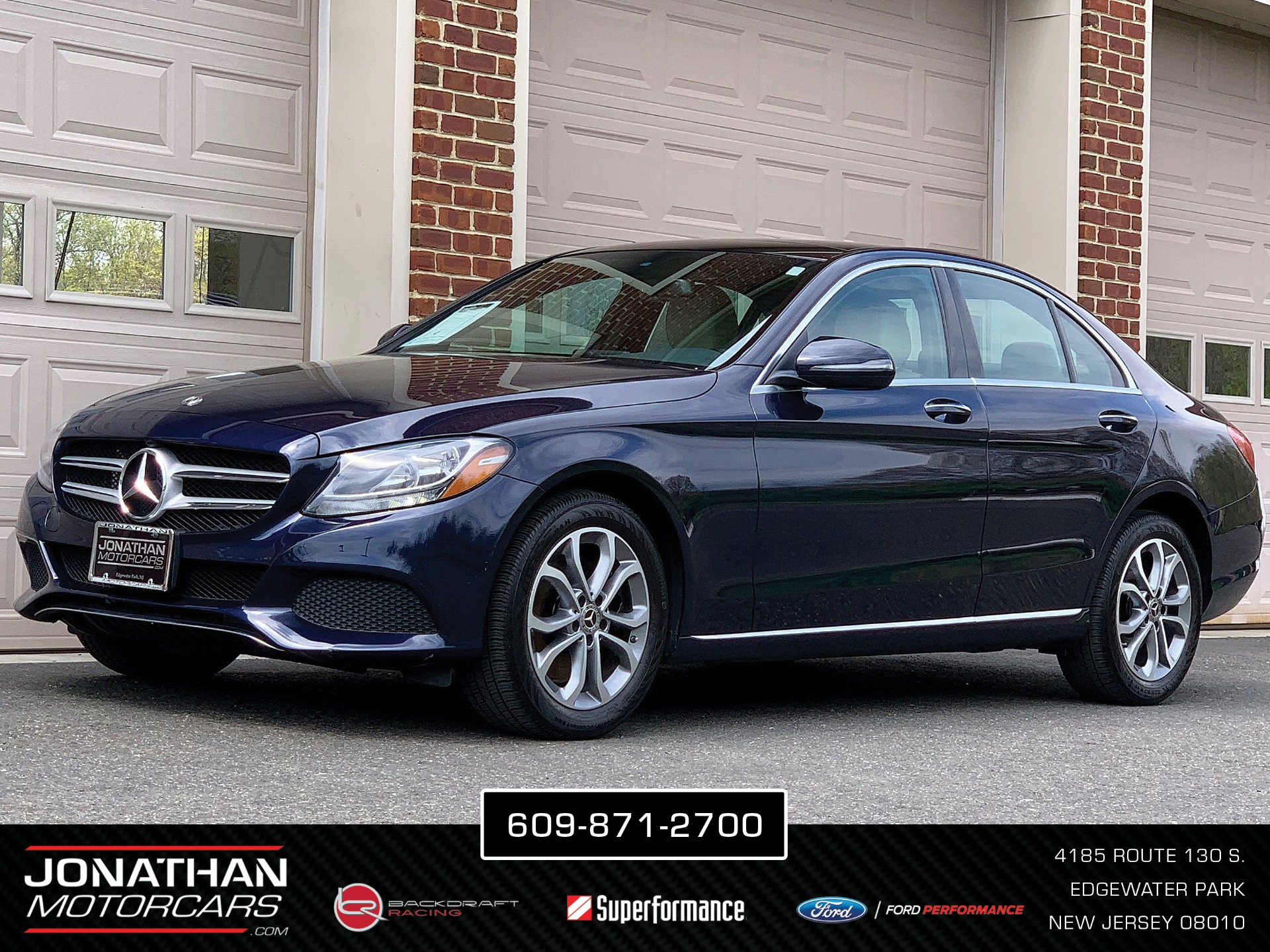 Used 2018 Mercedes-Benz C-Class C 300 4MATIC | Edgewater Park, NJ