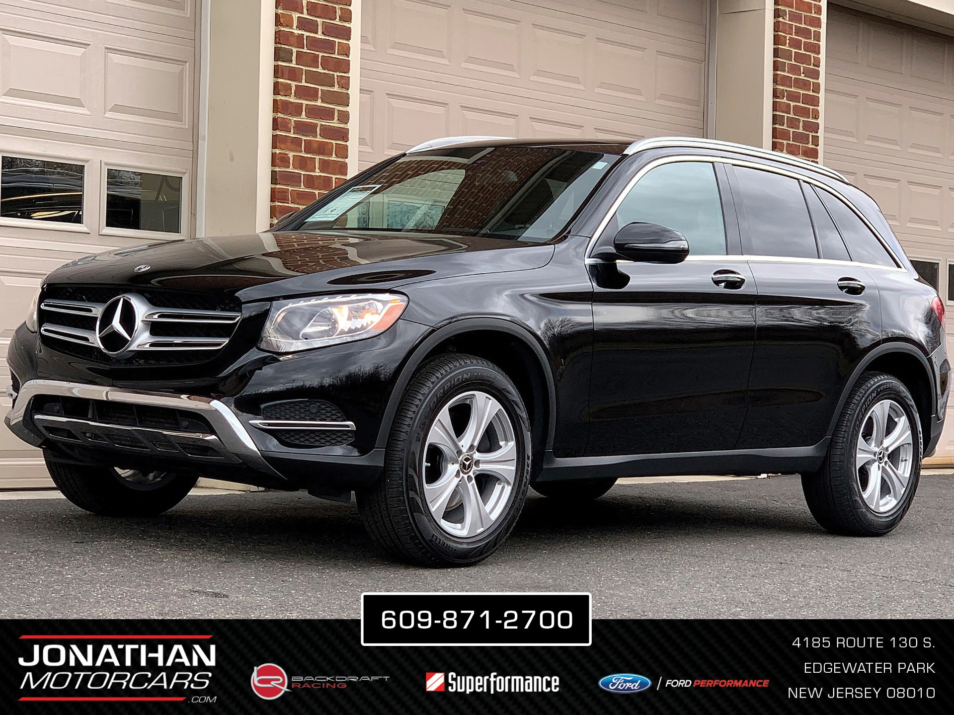 Used 2018 Mercedes-Benz GLC GLC 300 4MATIC | Edgewater Park, NJ