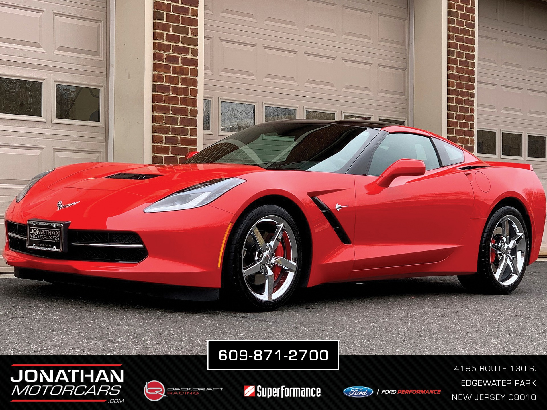 Used 2014 Chevrolet Corvette Stingray 2LT | Edgewater Park, NJ