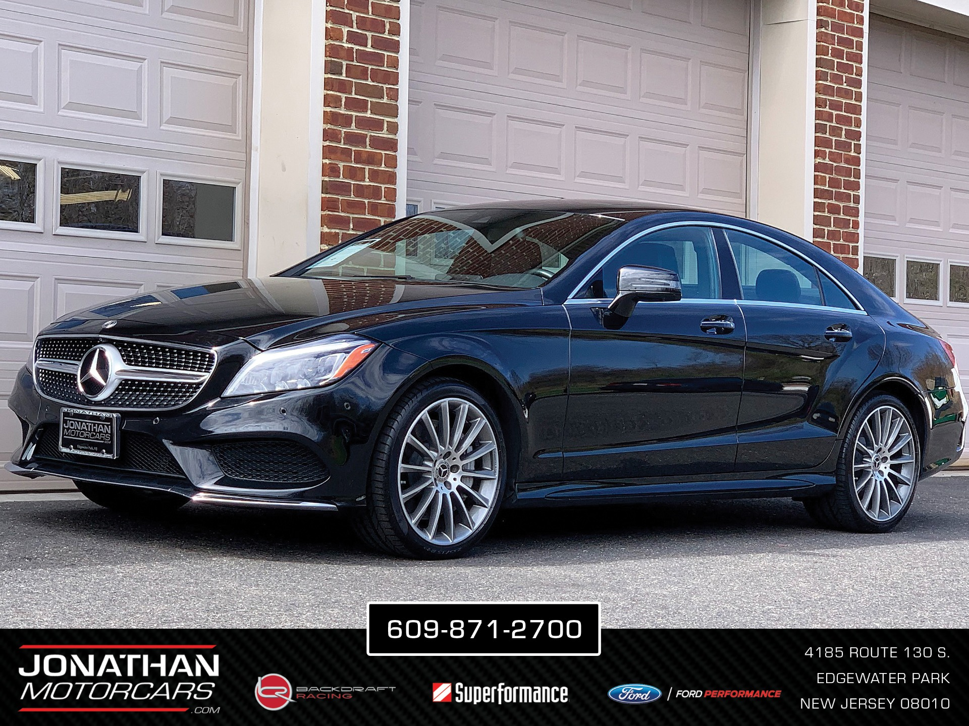 Used 2017 Mercedes-Benz CLS CLS 550 4MATIC | Edgewater Park, NJ