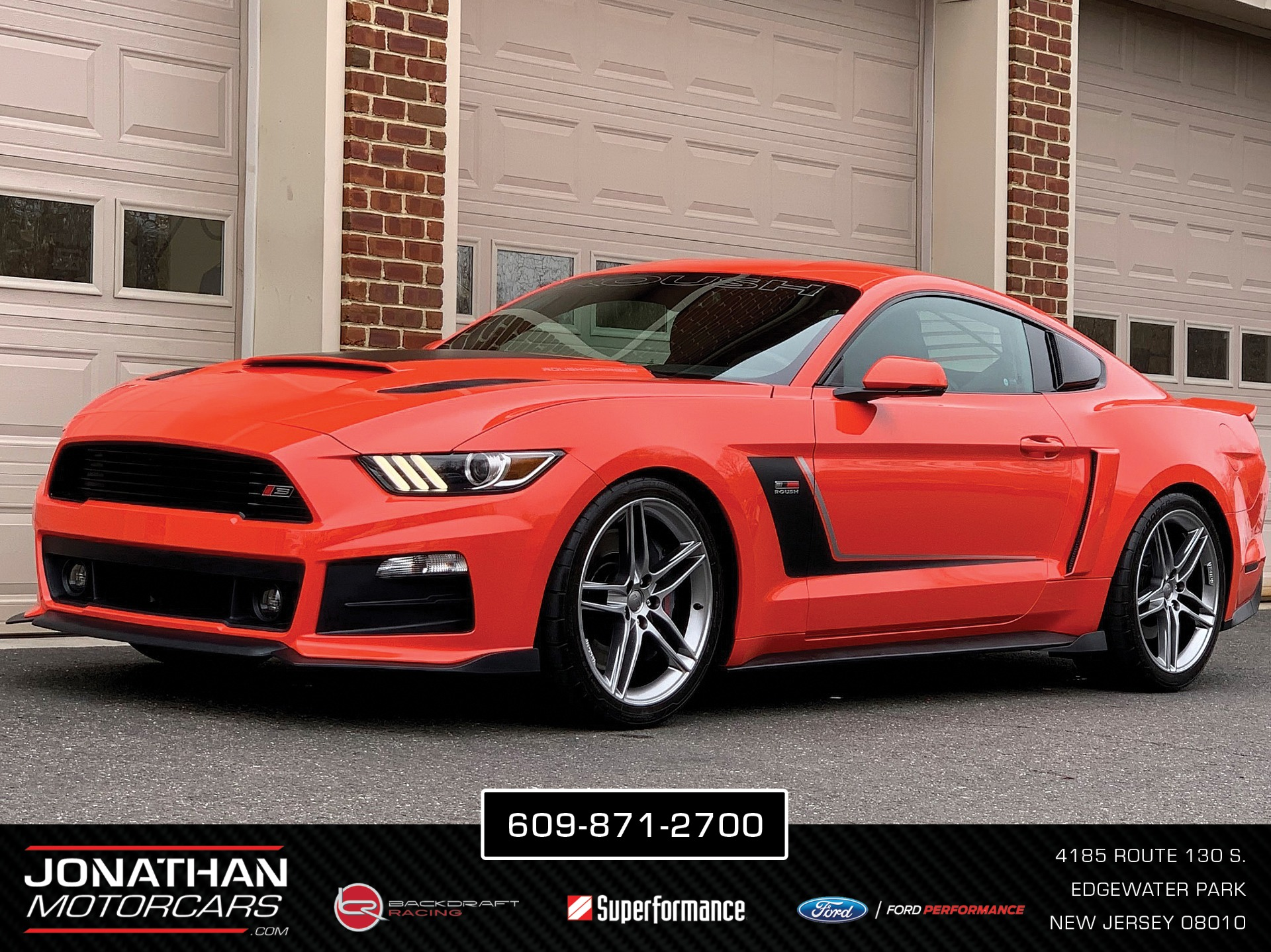 Used 2015 Ford Mustang GT Premium Roush Stage 3 | Edgewater Park, NJ