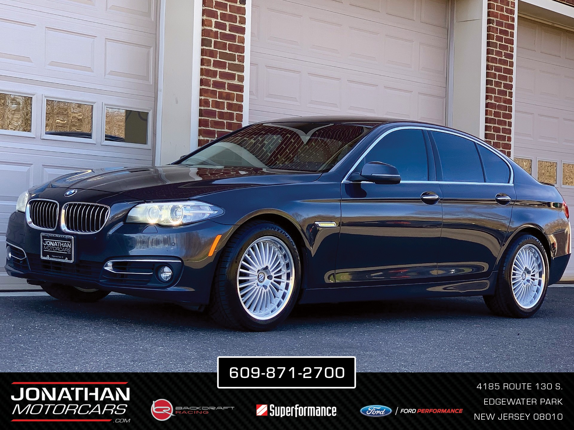 Used 2014 BMW 5 Series 528i xDrive Luxury Line | Edgewater Park, NJ