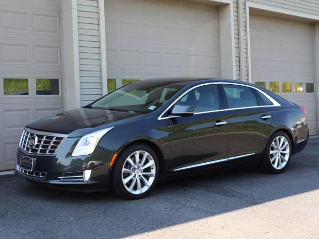 2013 Cadillac Xts Luxury Awd Bsm Lane Assist Collision Warning