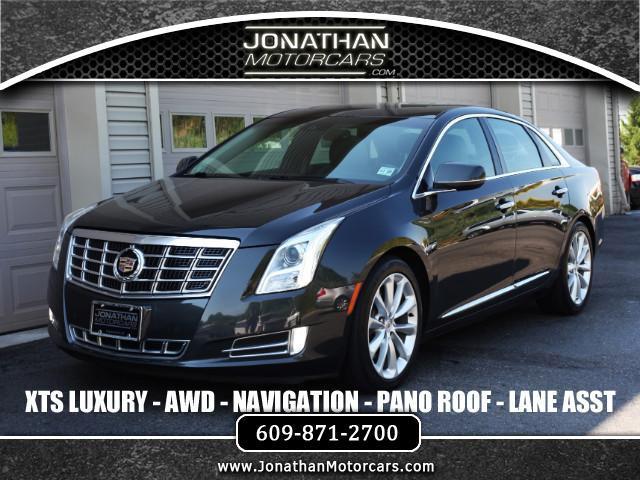 2013 Cadillac XTS Luxury AWD - BSM - Lane Assist - Collision