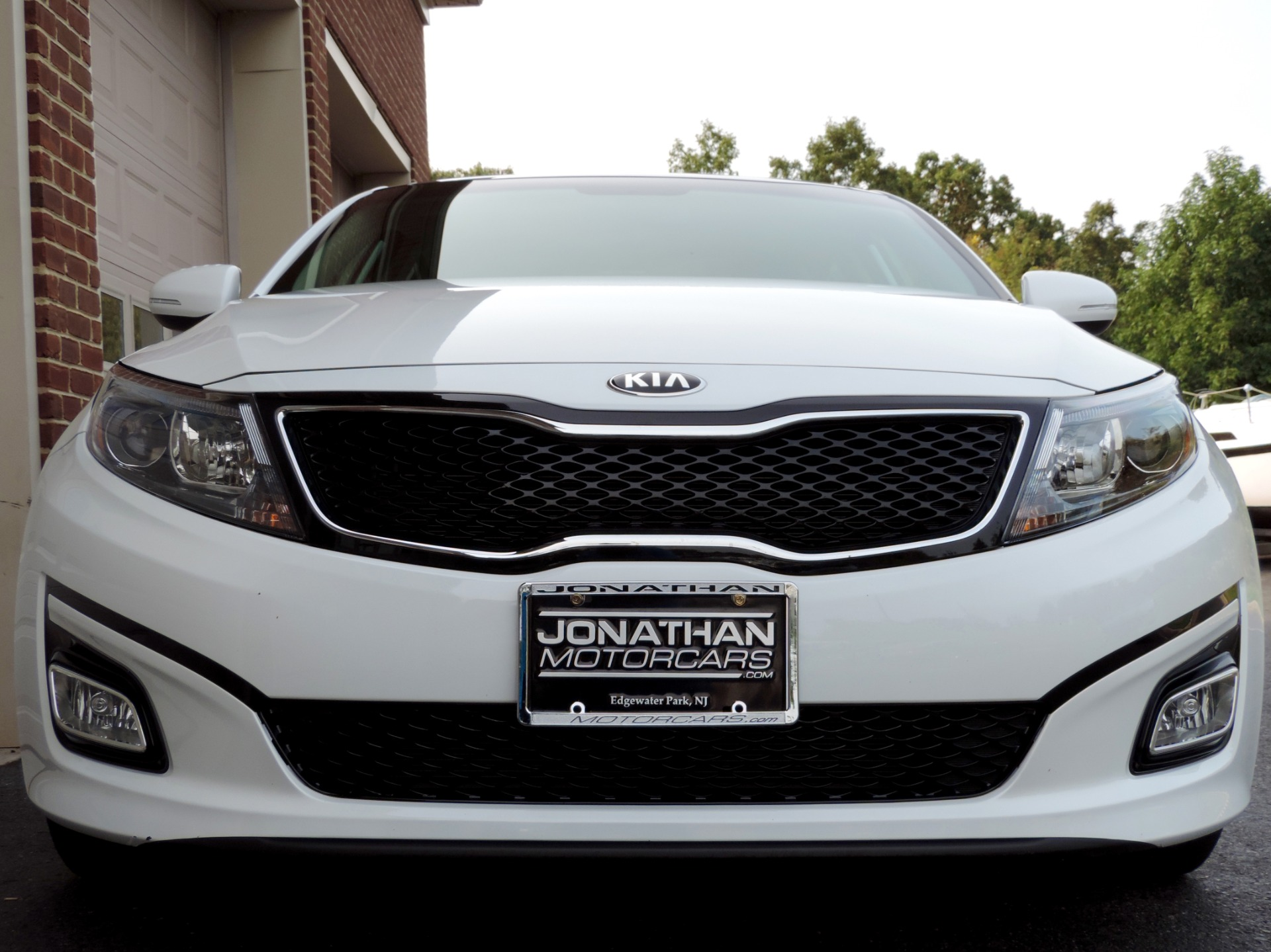 2015 Kia Optima Ex Stock 505993 For Sale Near Edgewater Park Nj Rear View Camera Used