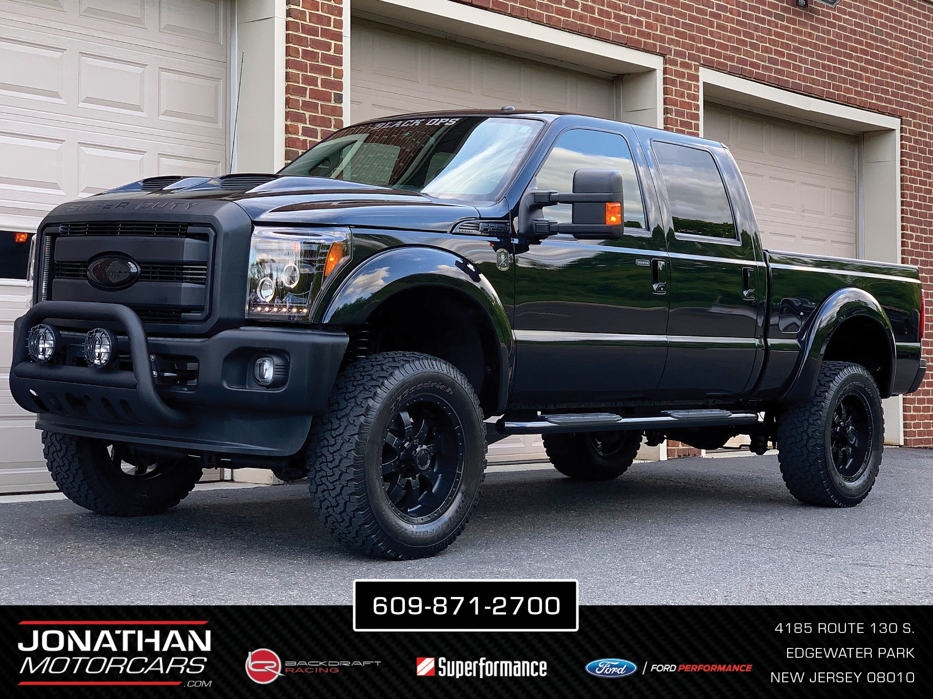 Used 2015 Ford F-250 Super Duty Lariat Black Ops | Edgewater Park, NJ