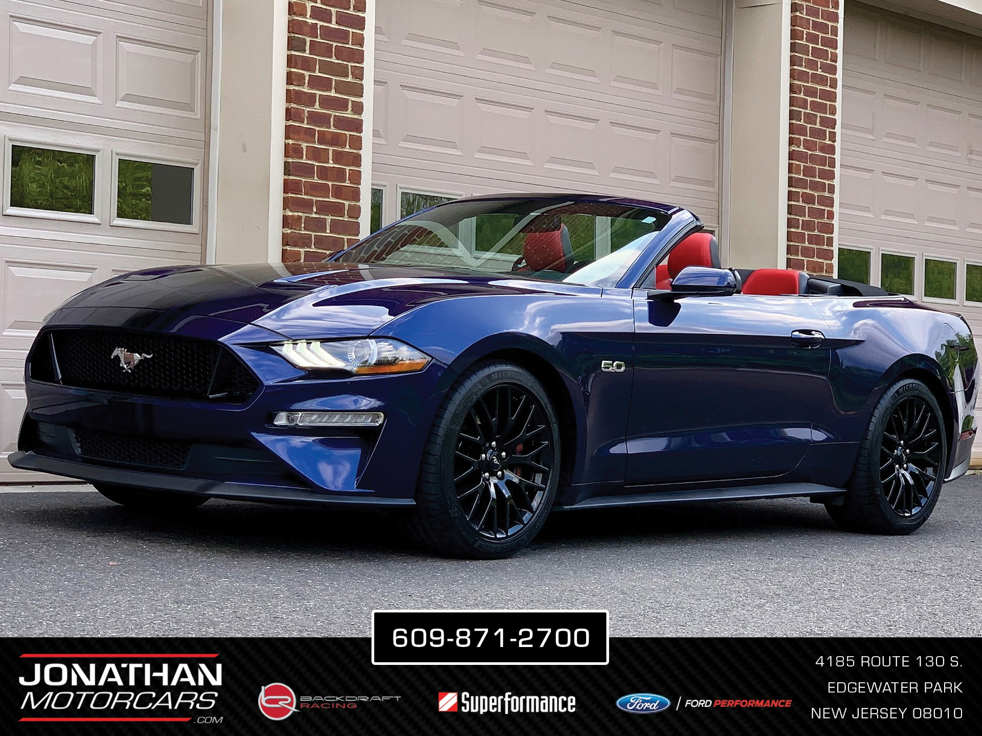 Used 2020 Ford Mustang GT Premium Convertible | Edgewater Park, NJ
