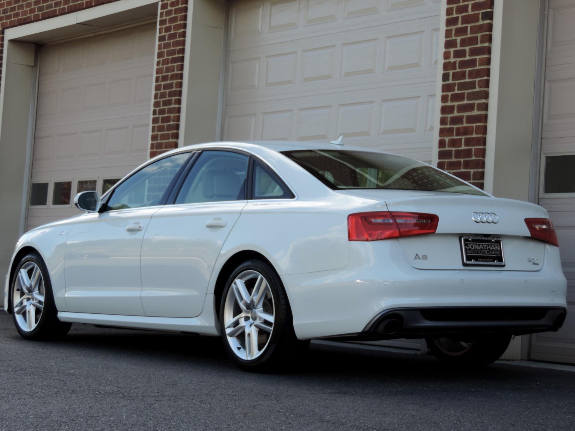 2014 Audi A6 3 0t Quattro Prestige Stock 123115 For Sale