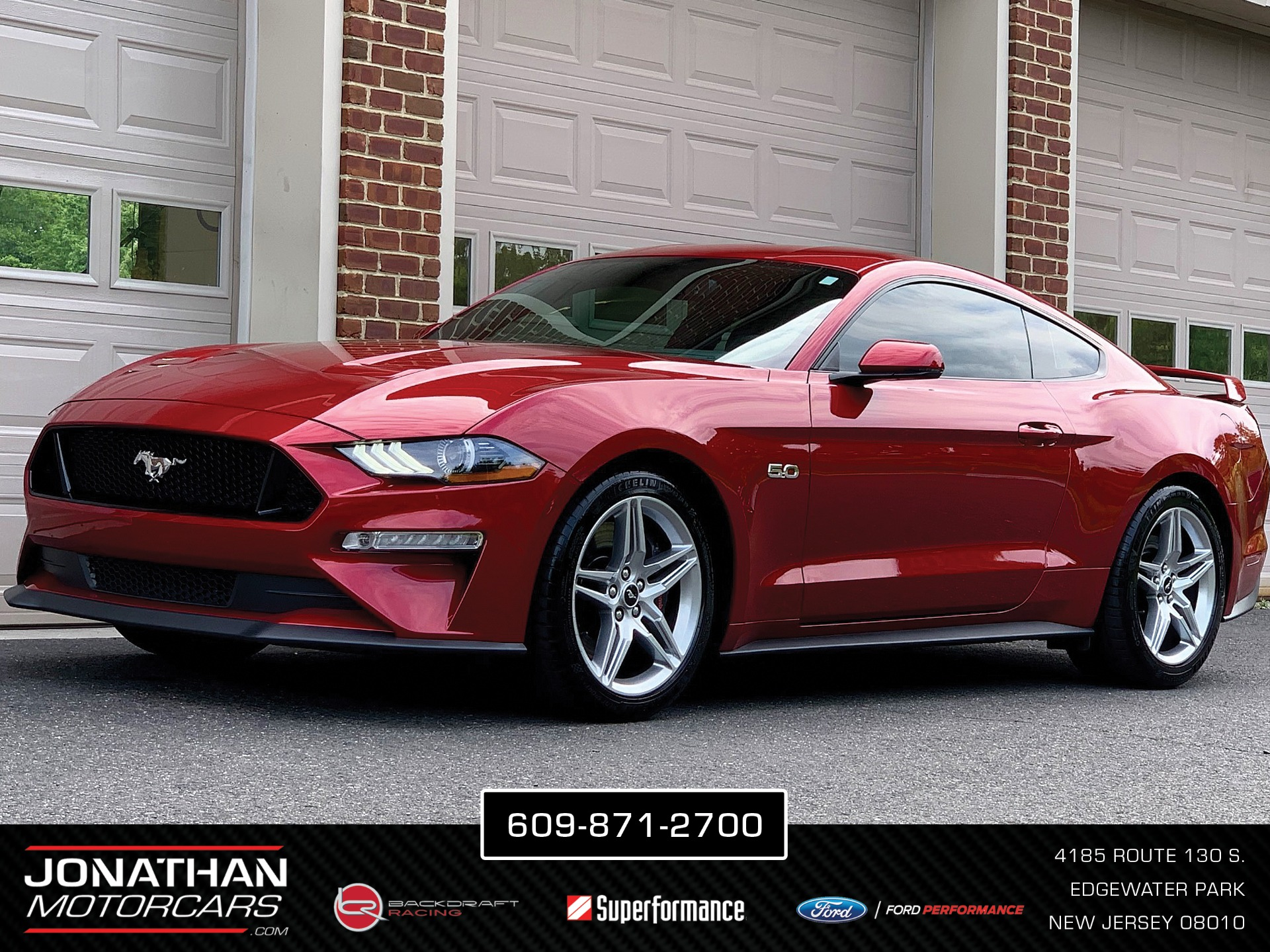 Used 2020 Ford Mustang GT Premium   Edgewater Park, NJ