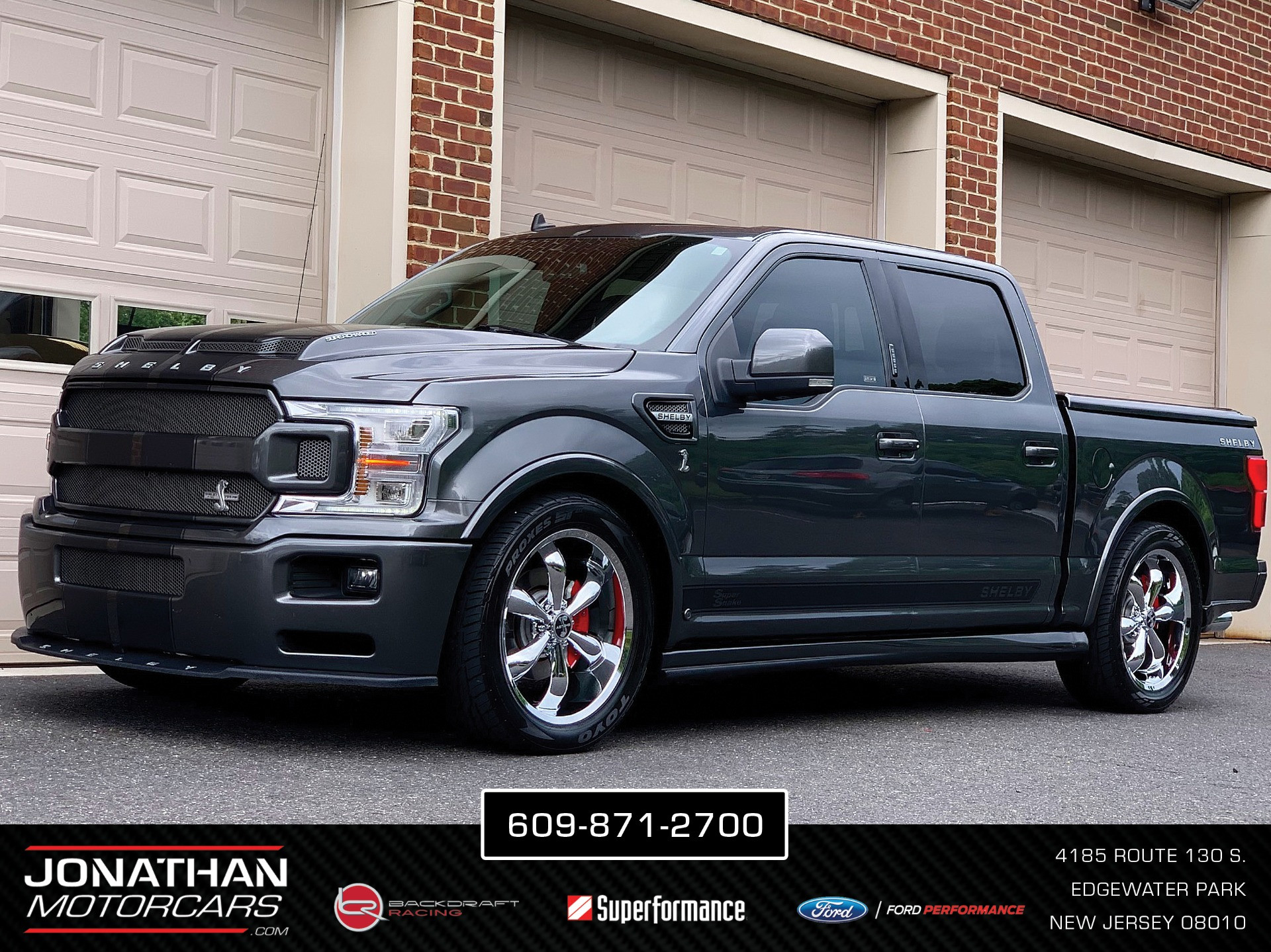 Used 2019 Ford F-150 Lariat SHELBY SUPER SNAKE | Edgewater Park, NJ
