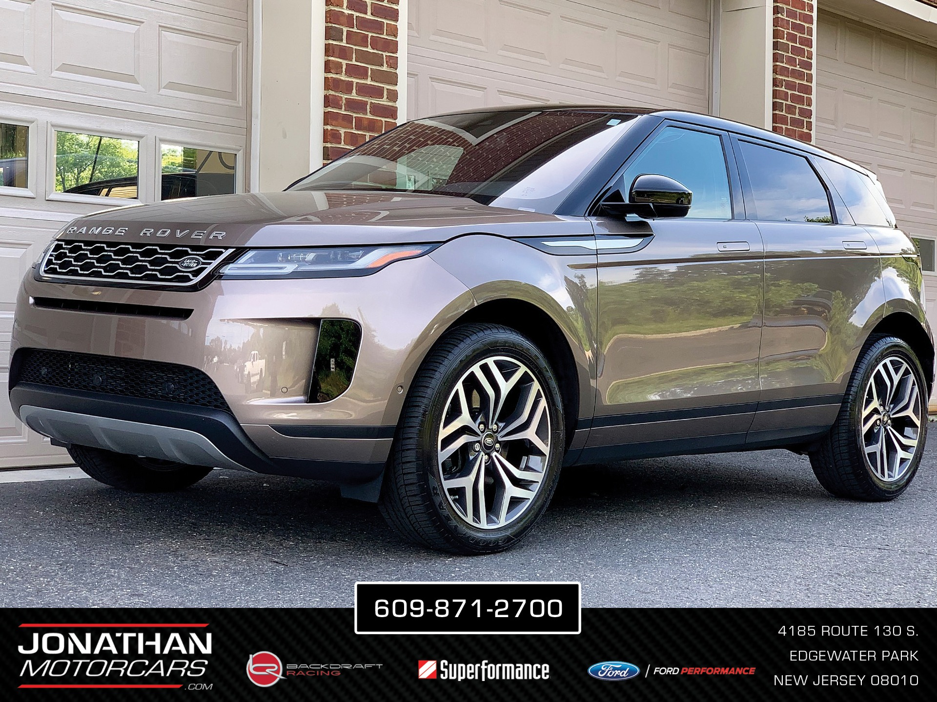 Used 2020 Land Rover Range Rover Evoque SE   Edgewater Park, NJ