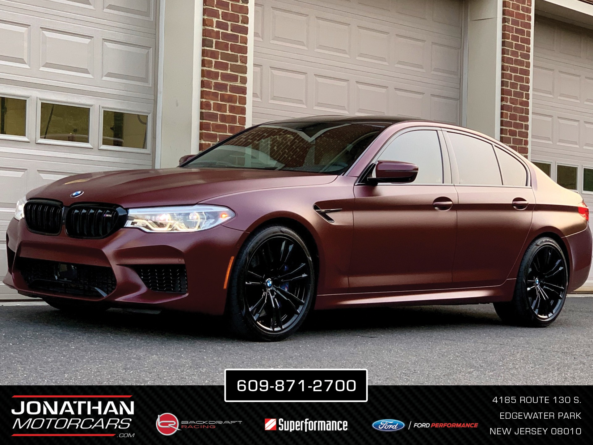 Used 2018 BMW M5 First Edition | Edgewater Park, NJ