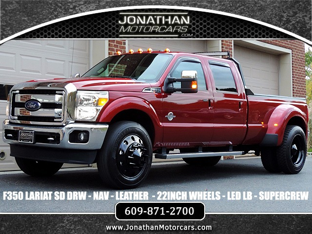 Used 2016 Ford F 350 Super Duty Lariat