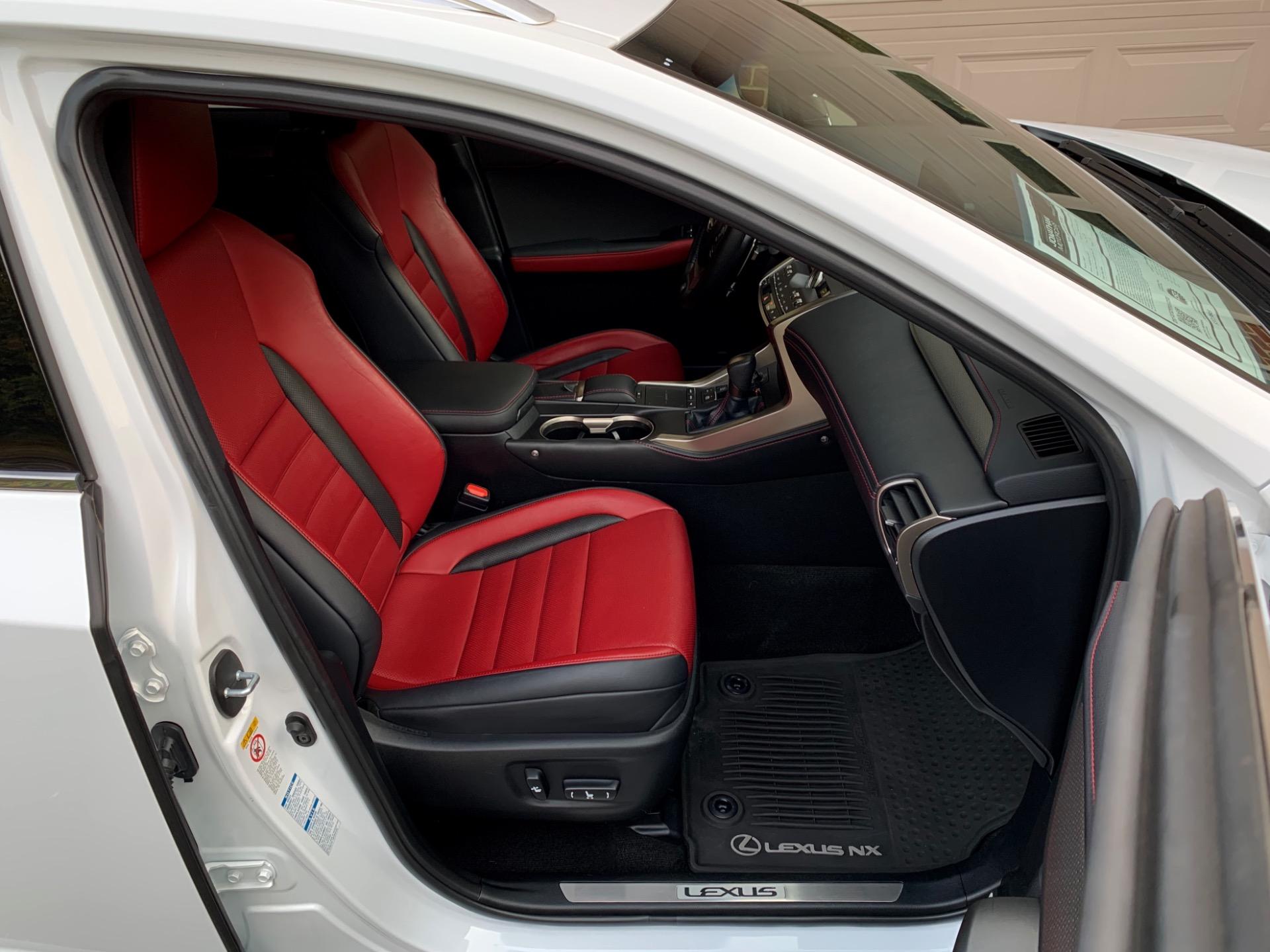 Used-2019-Lexus-NX-300-F-SPORT
