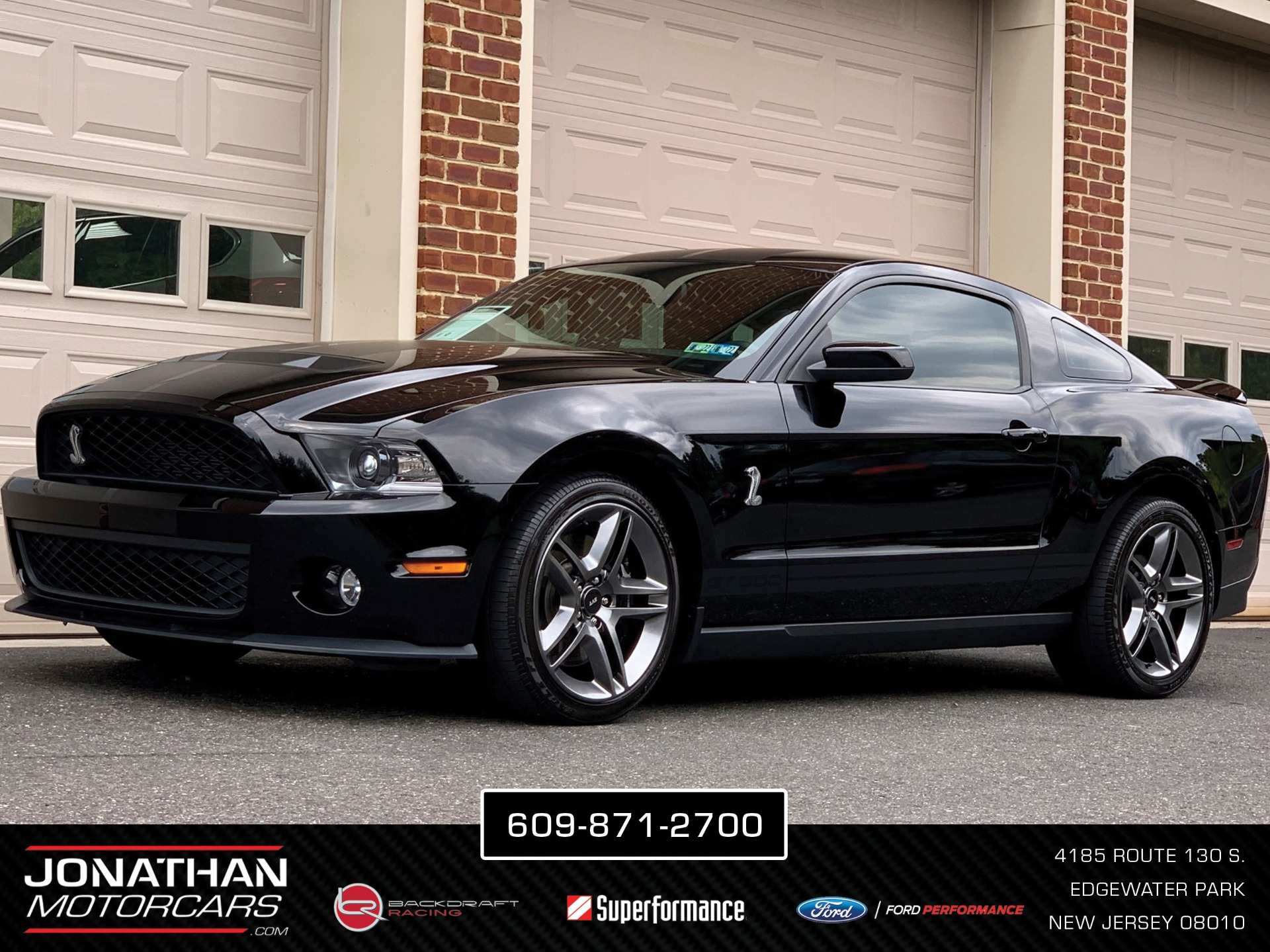 Used 2010 Ford Shelby GT500  | Edgewater Park, NJ