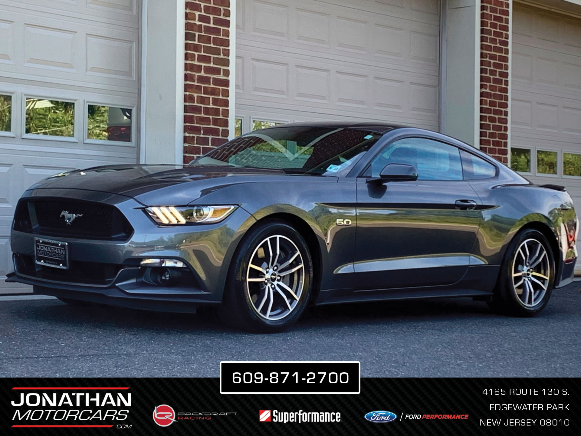 Used 2017 Ford Mustang GT Premium | Edgewater Park, NJ