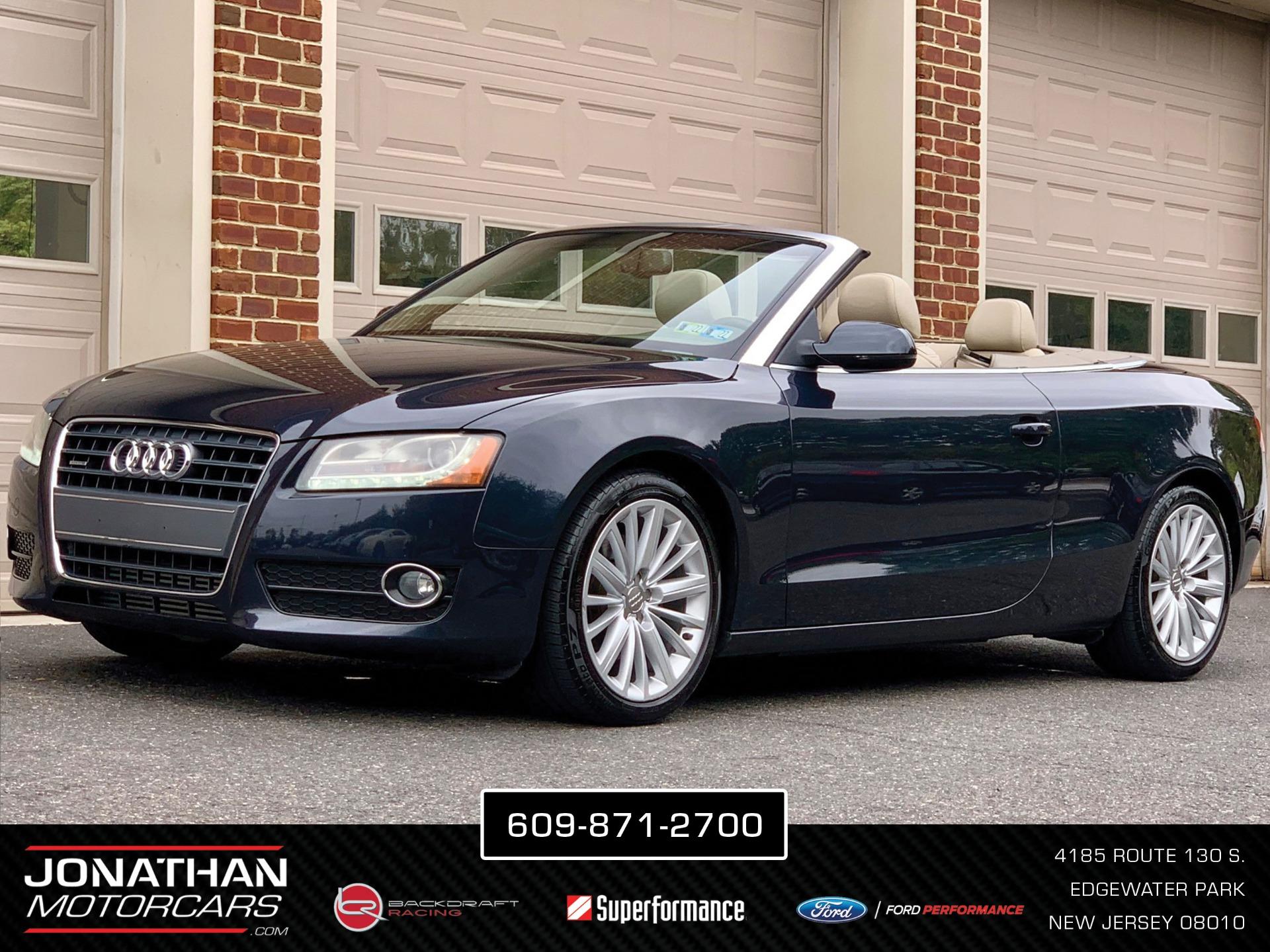 Used 2012 Audi A5 2.0T quattro Premium Plus   Edgewater Park, NJ