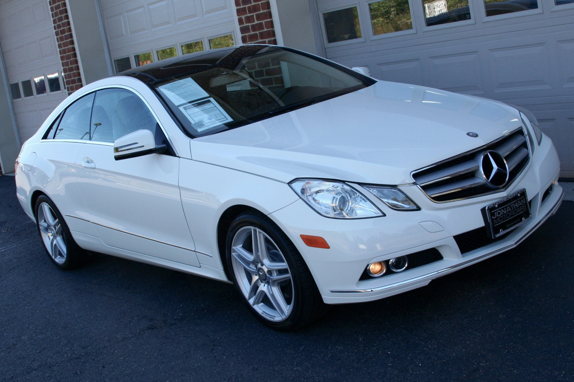 2011 mercedes benz e class e 350 stock 089662 for sale