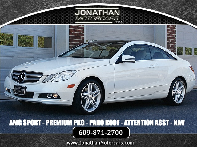 2011 mercedes benz e class e 350 stock 089662 for sale for Mercedes benz used nj