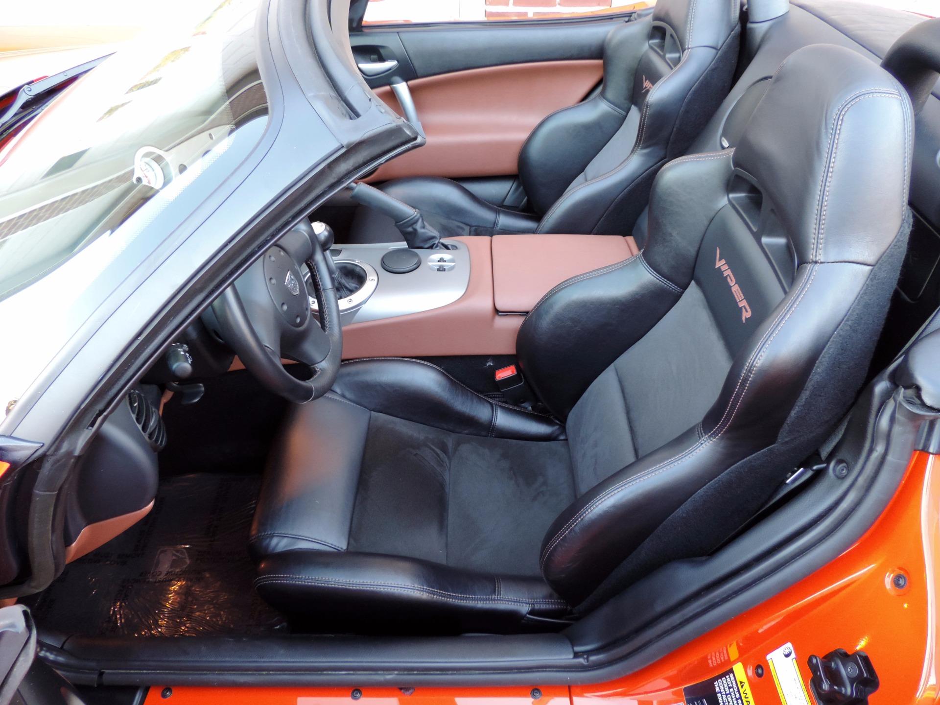 2008 Dodge Viper Srt 10 Stock 201291 For Sale Near