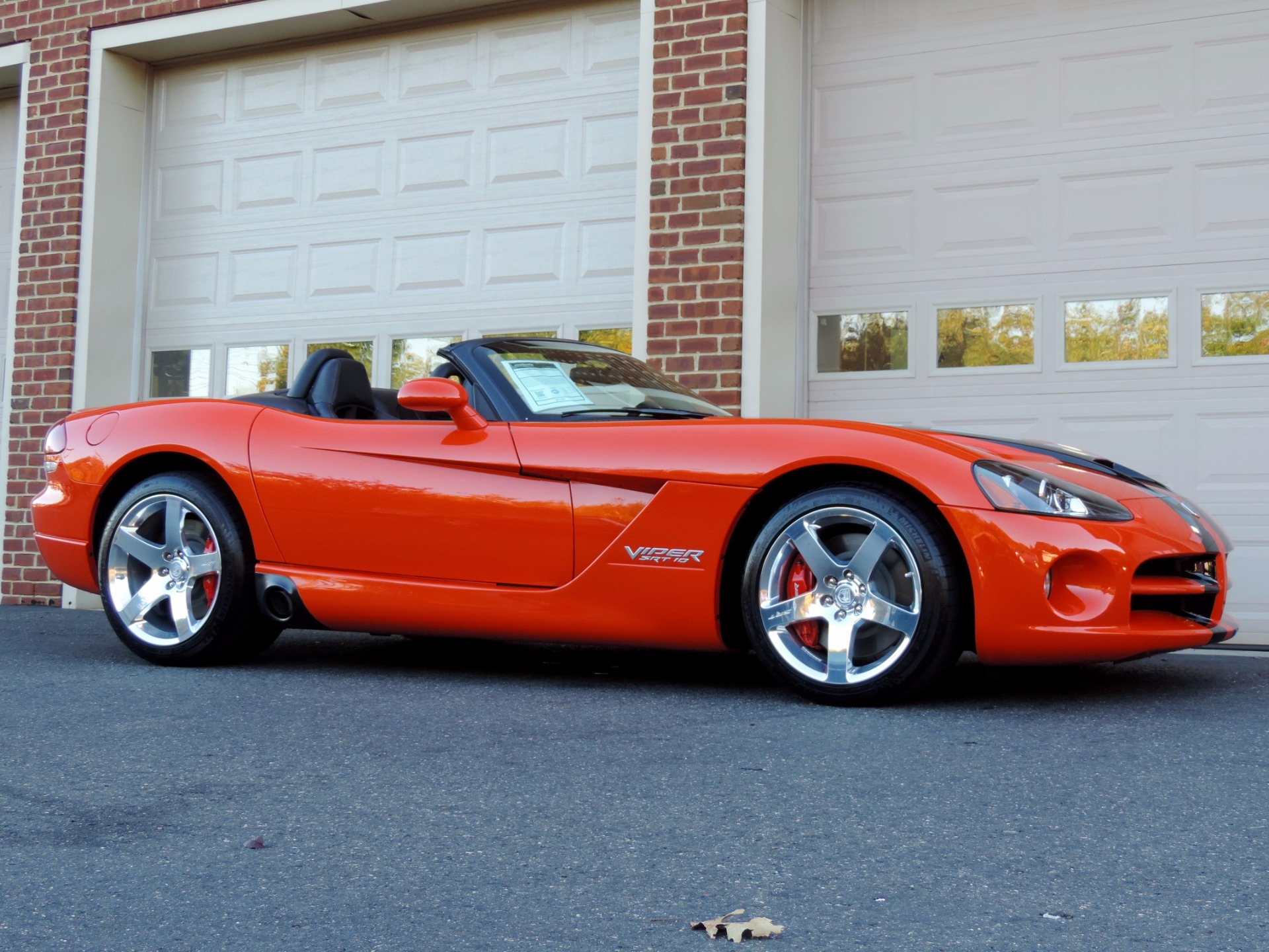 Dodge Dealers In Nj >> 2008 Dodge Viper SRT-10 Stock # 201291 for sale near