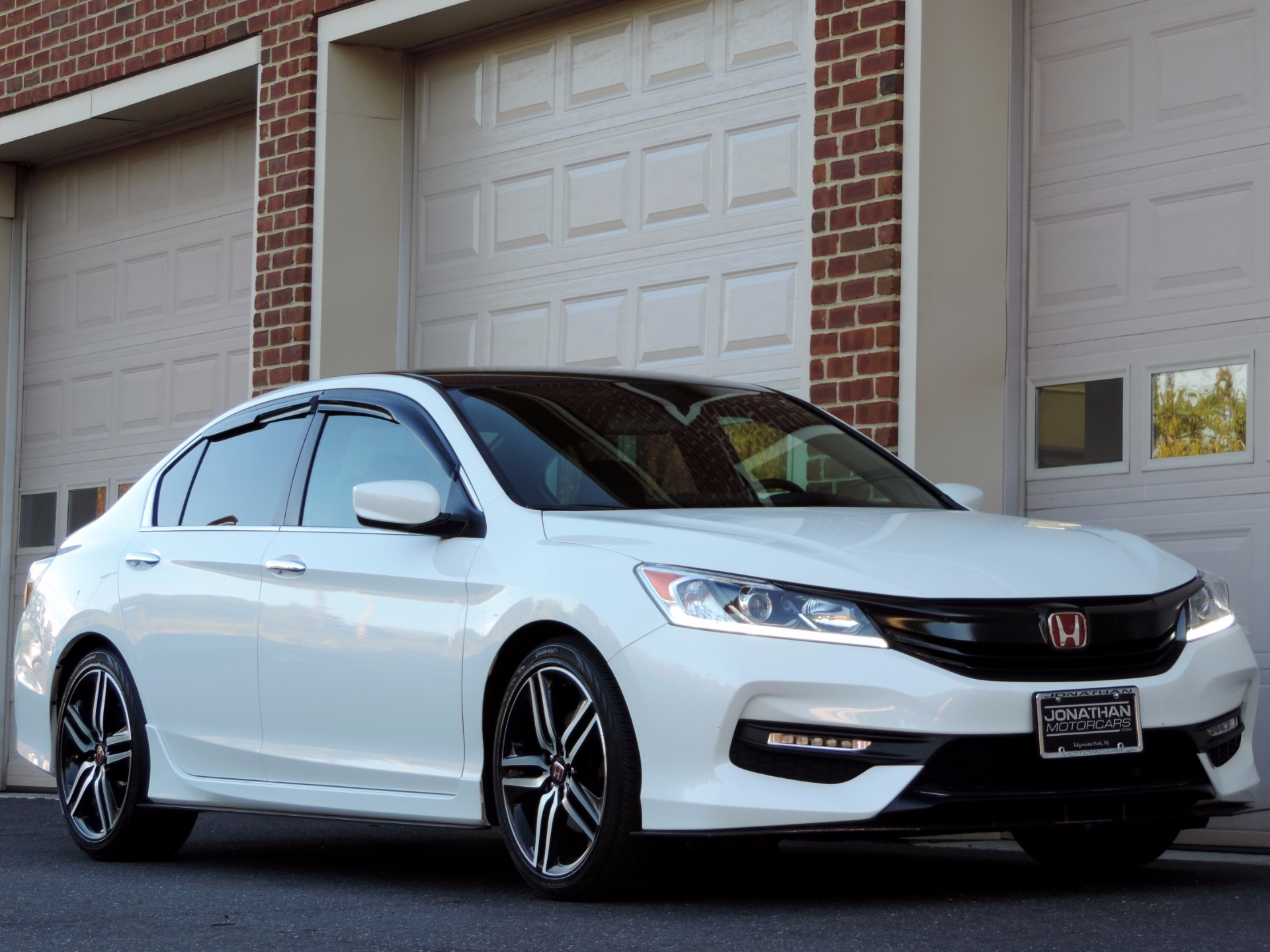 Used 2017 Honda Accord Sport