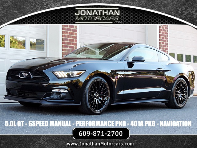 2015 Ford Mustang Gt Premium Stock 304487 For Sale Near Edgewater Park Nj Nj Ford Dealer