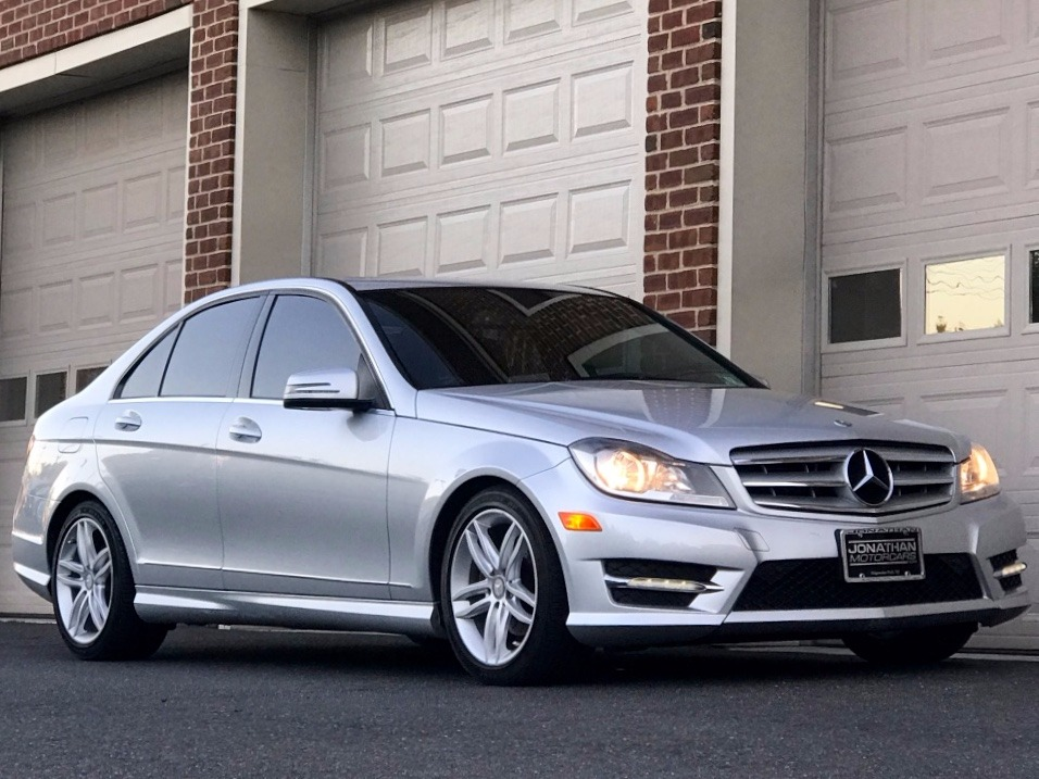 2012 mercedes benz c class c 300 sport 4matic stock 882722 for sale near edgewater park nj. Black Bedroom Furniture Sets. Home Design Ideas