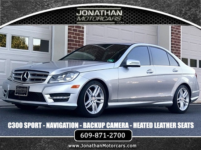 Used 2012 Mercedes Benz C Class 300