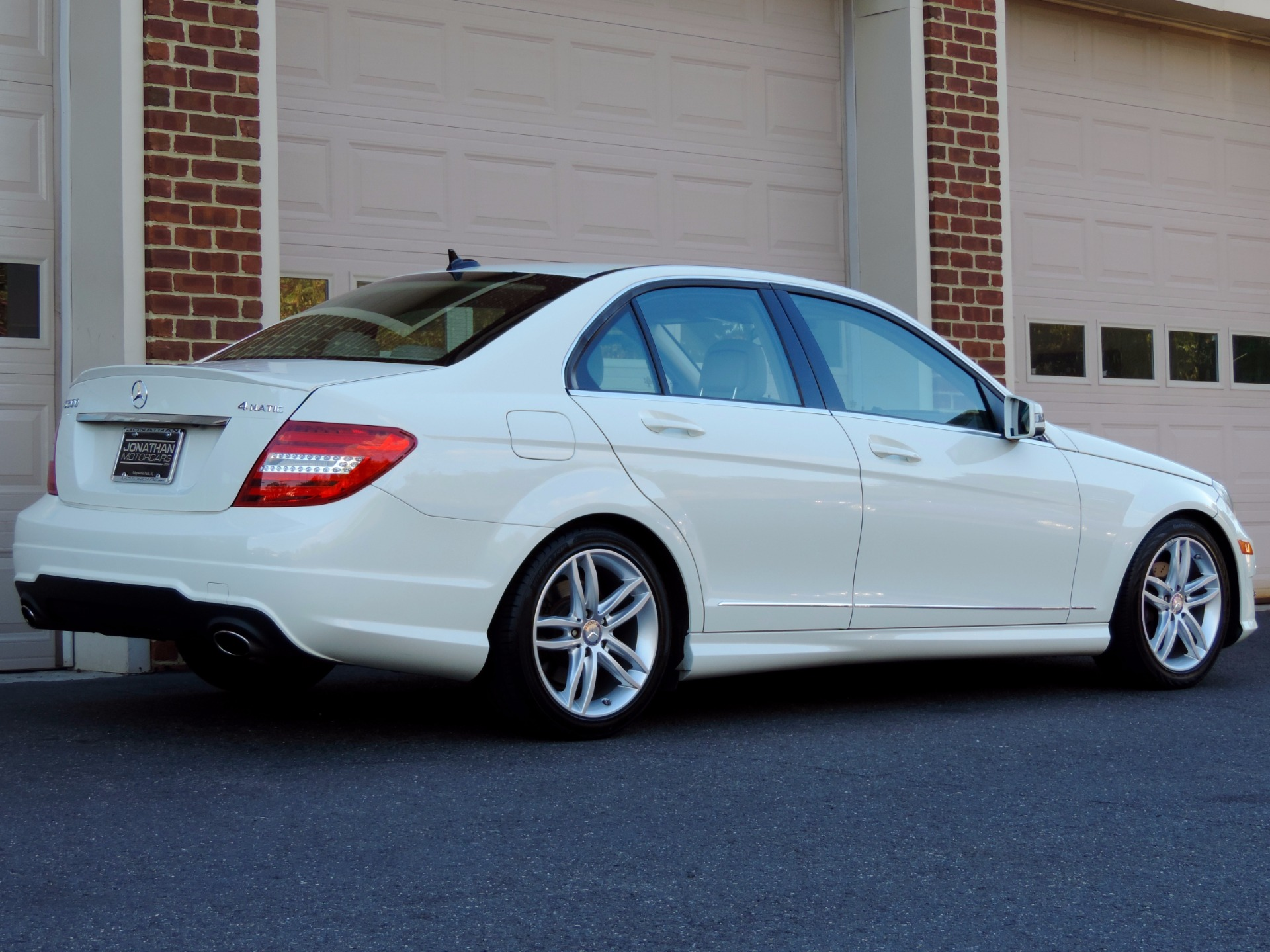 2012 mercedes benz c class c 300 sport 4matic stock for Mercedes benz c300 for sale nj