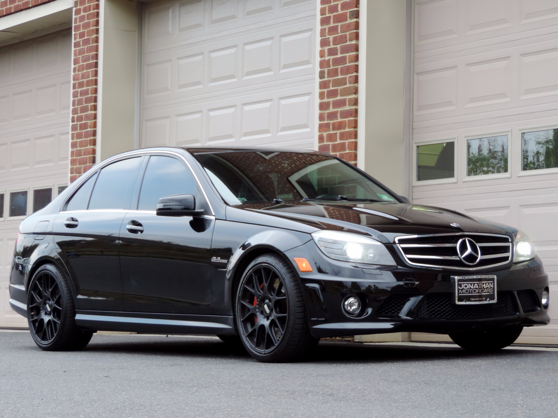 2011 mercedes benz c class c 63 amg stock 631190 for. Black Bedroom Furniture Sets. Home Design Ideas