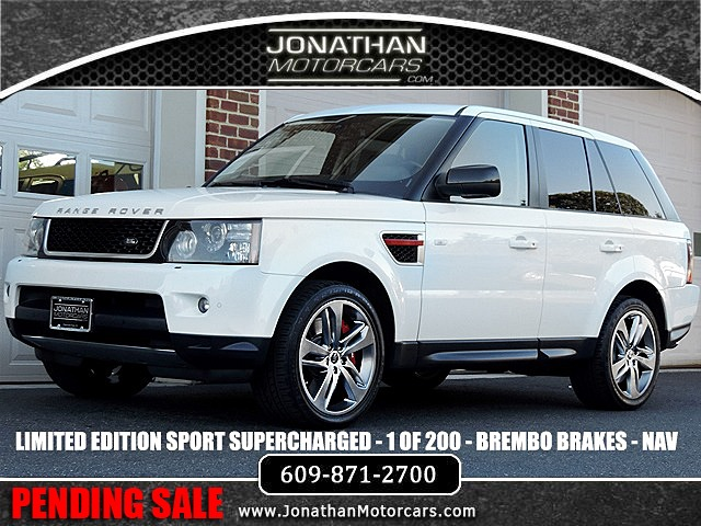 Used 2013 Land Rover Range Rover Sport Supercharged Limited Edition | Edgewater Park, NJ