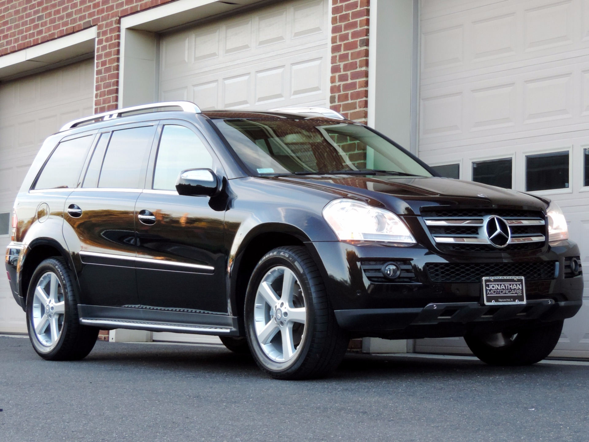 2009 mercedes benz gl class gl 450 4matic stock 441686 for Mercedes benz nj dealerships