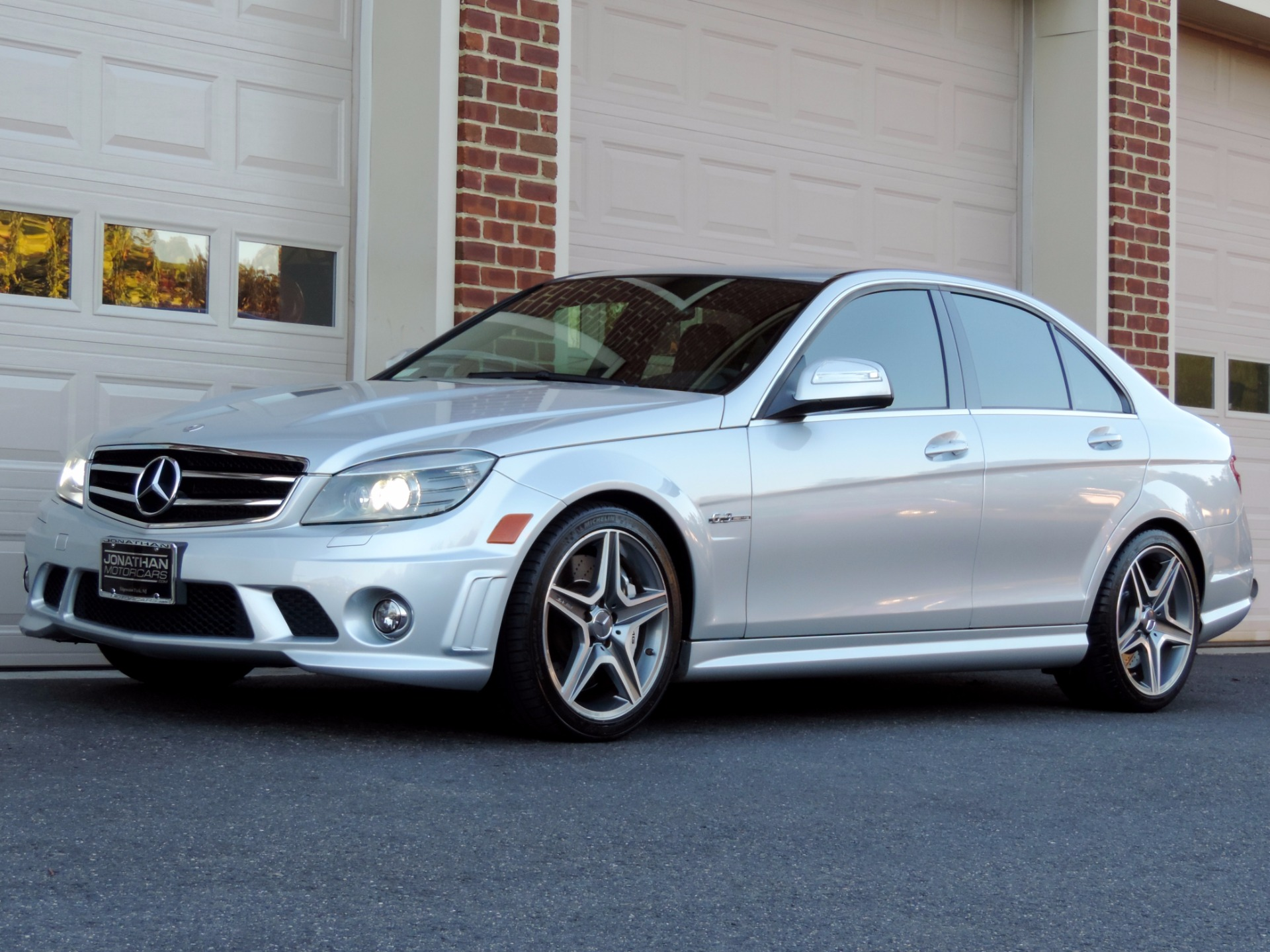mercedes benz navigation package detail used c class sedan sport awd