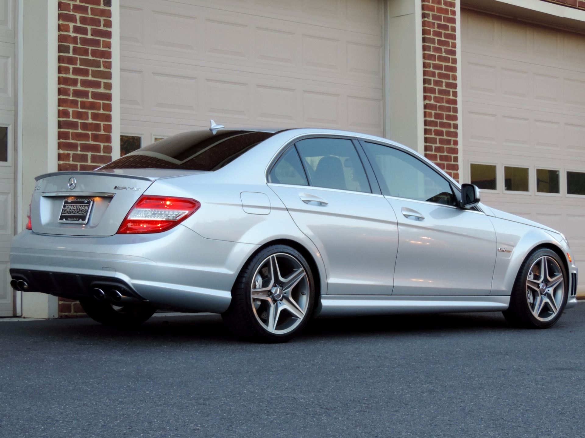 2009 Mercedes-Benz C-Class C 63 AMG Stock # 228623 for ...