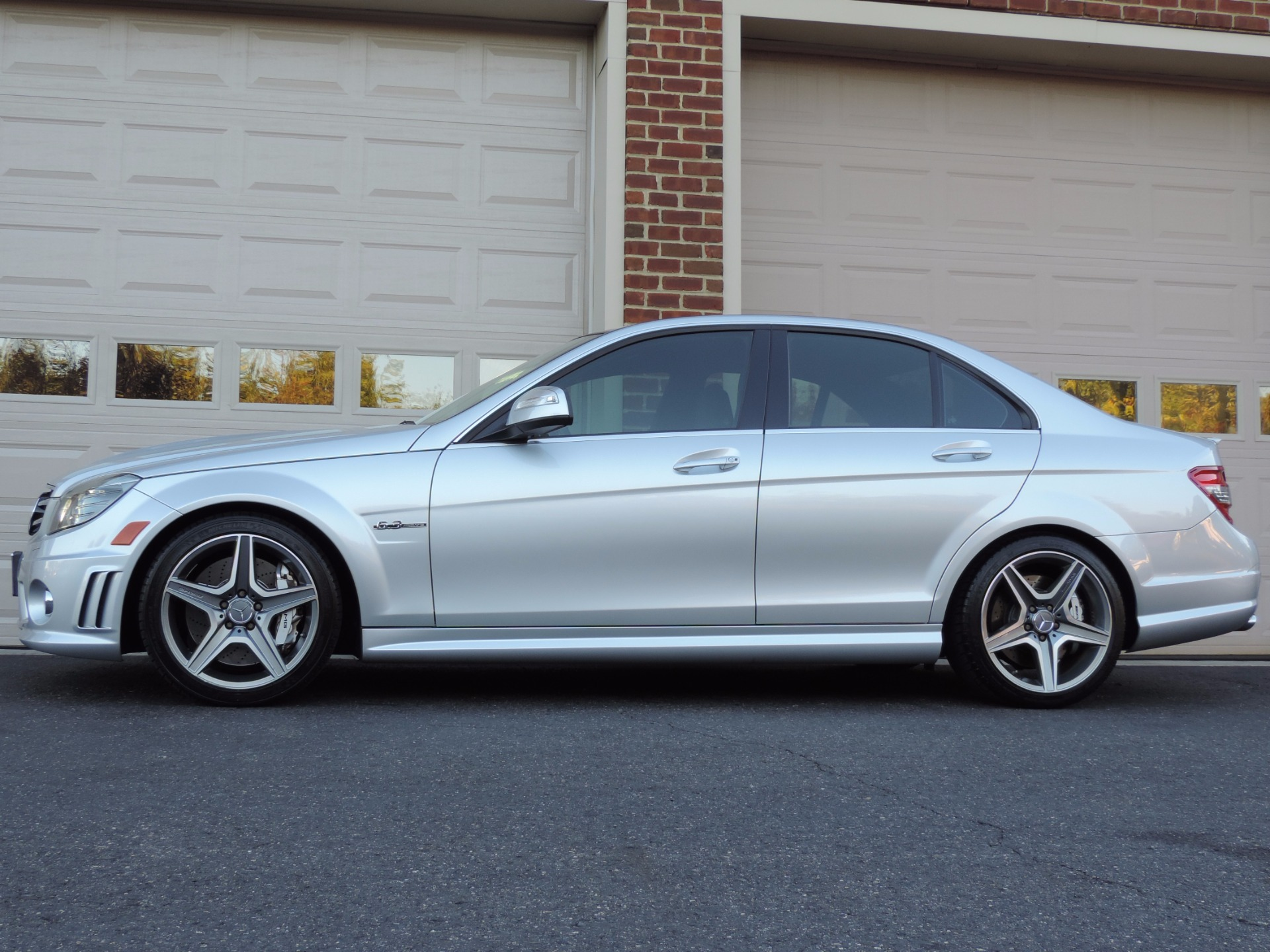 2009 Mercedes Benz C Class C 63 AMG Stock for sale near