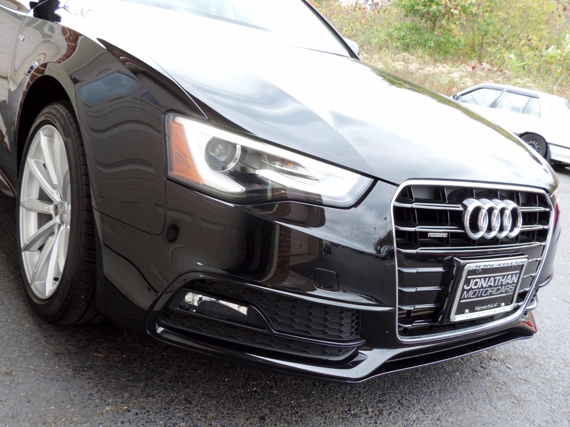 2015 Audi A5 2.0T quattro Premium Plus Stock # 017341 for sale near Edgewater Park, NJ | NJ Audi ...