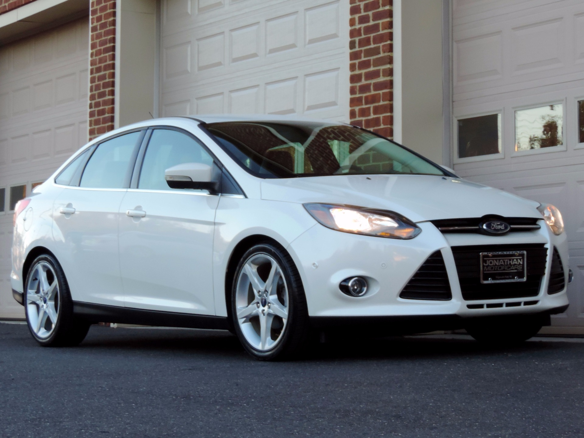 2012 Ford Focus Titanium Stock 360001 For Sale Near Edgewater Park Antenna Used