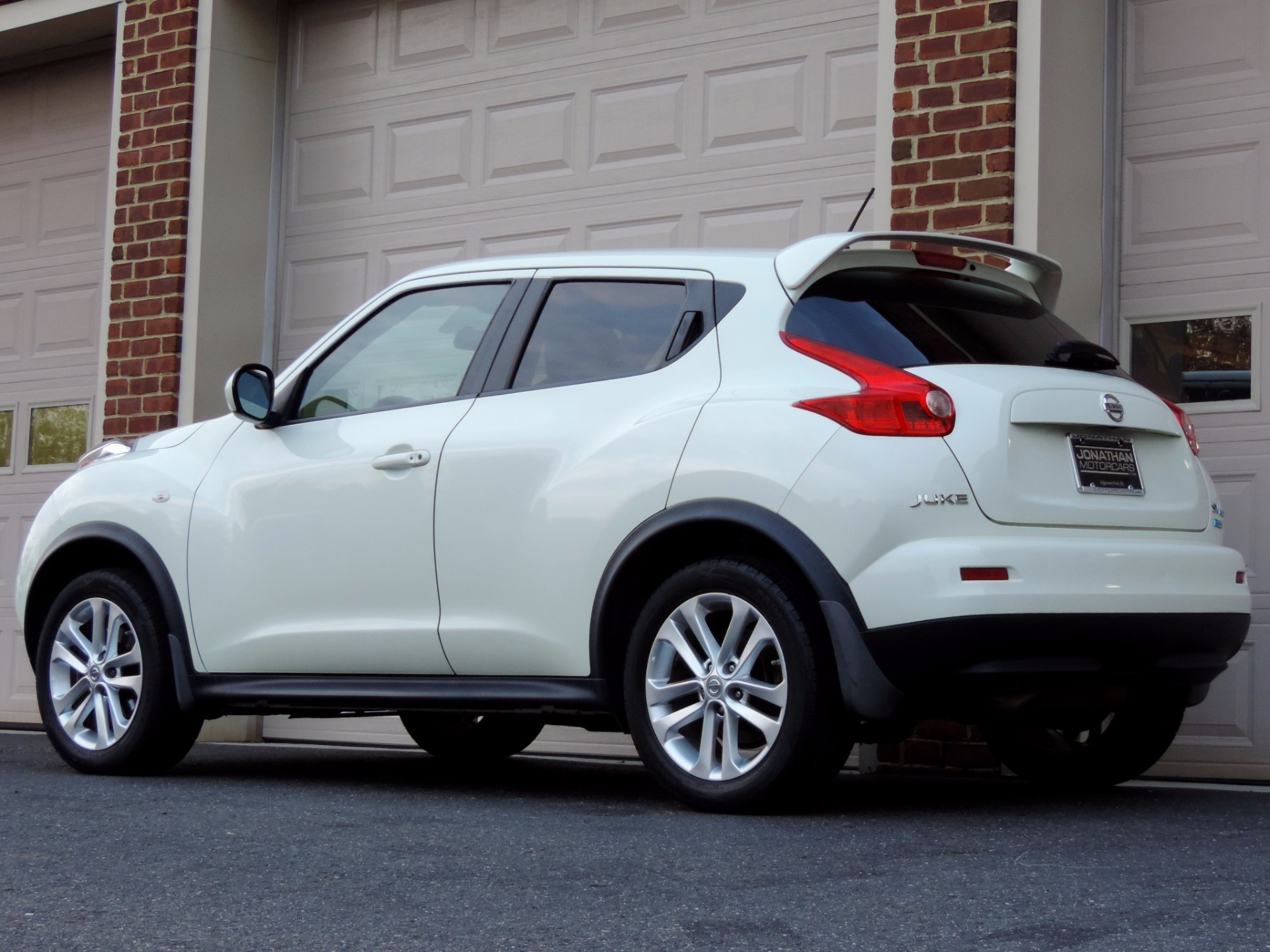 Nissan Dealers In Nj >> 2012 Nissan JUKE SV Stock # 124921 for sale near Edgewater ...