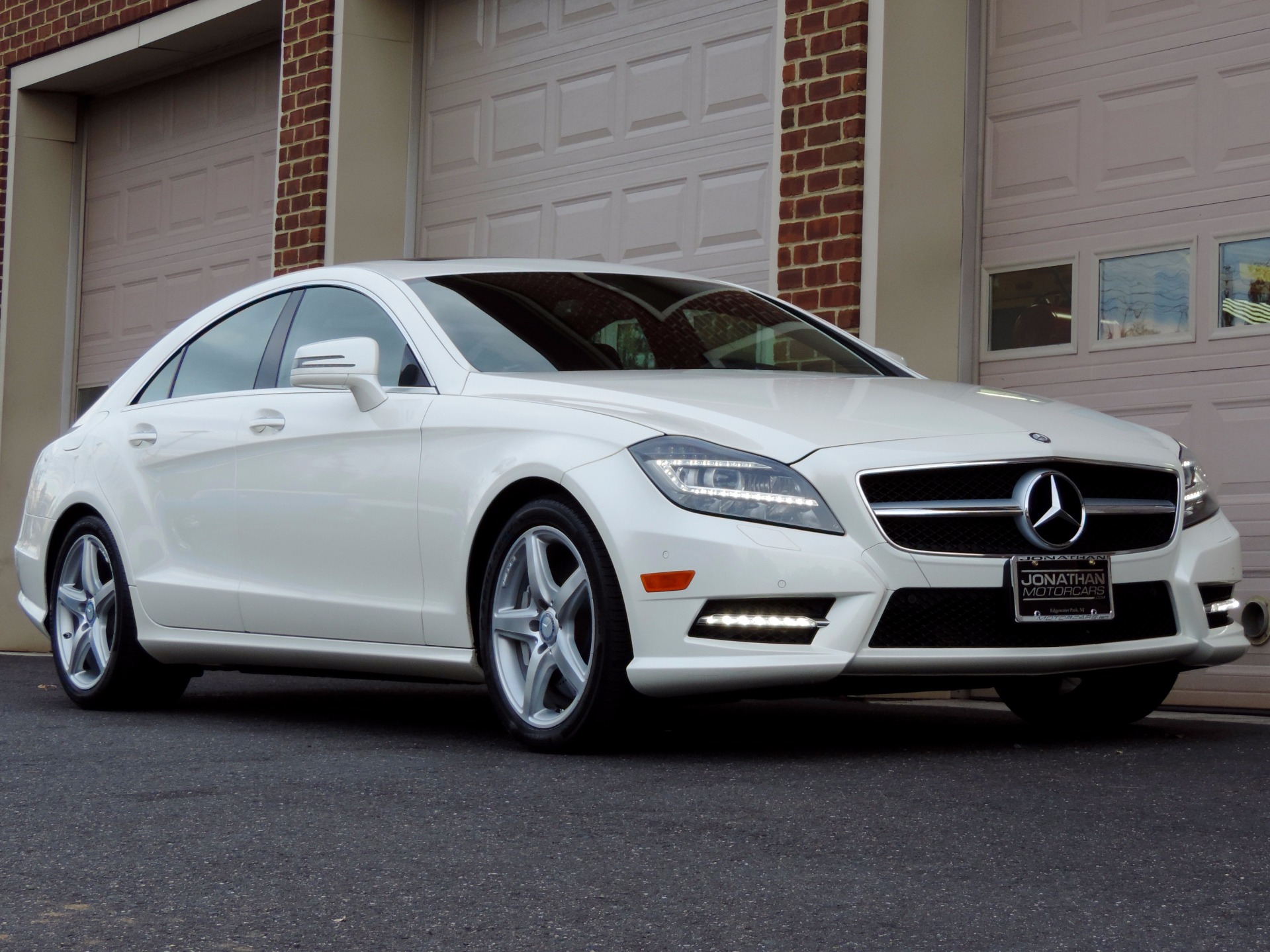 2014 Mercedes Benz Cls Cls 550 4matic Stock 124882 For