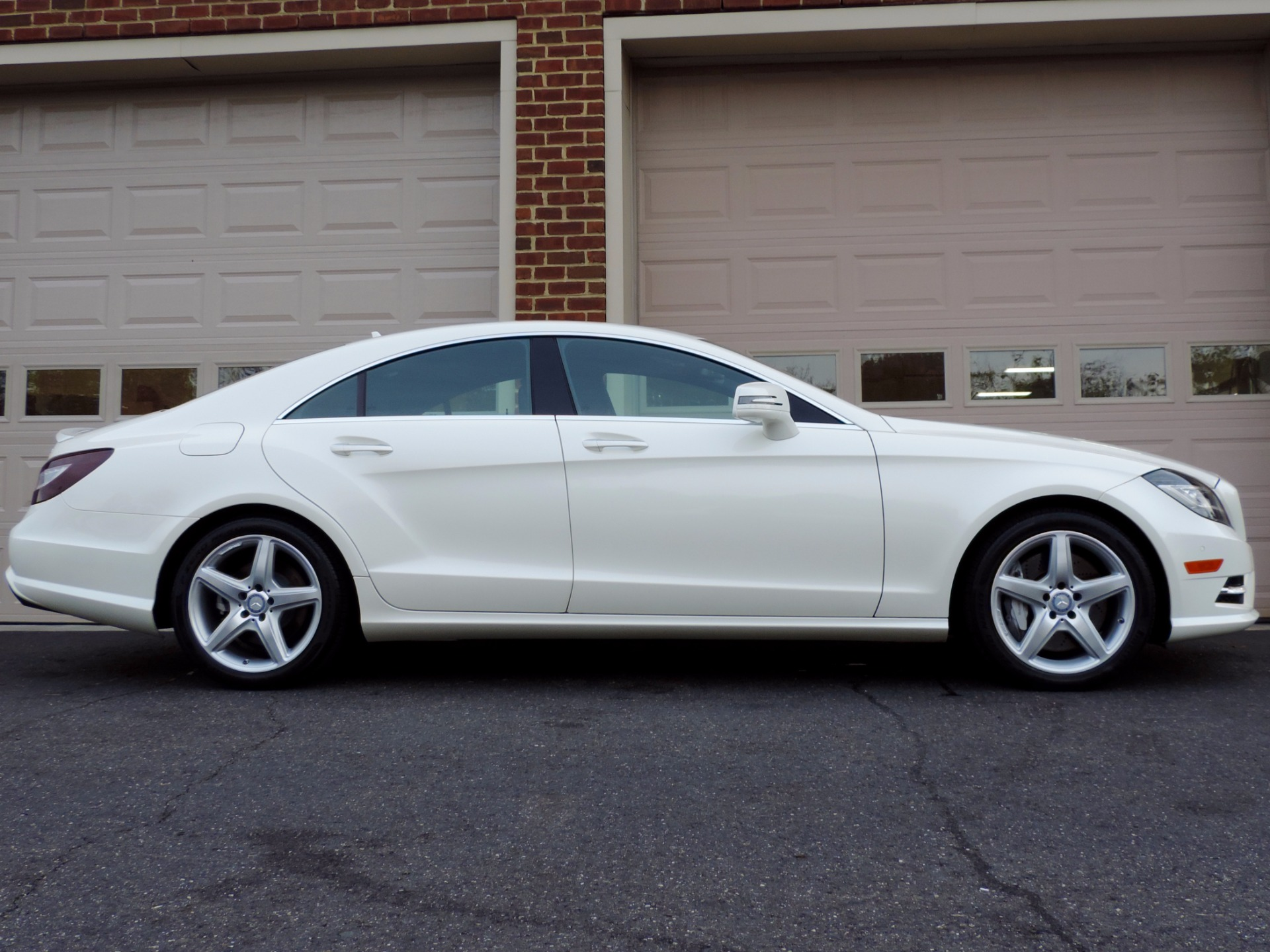 2014 mercedes benz cls cls 550 4matic stock 124882 for for Mercedes benz cls sale