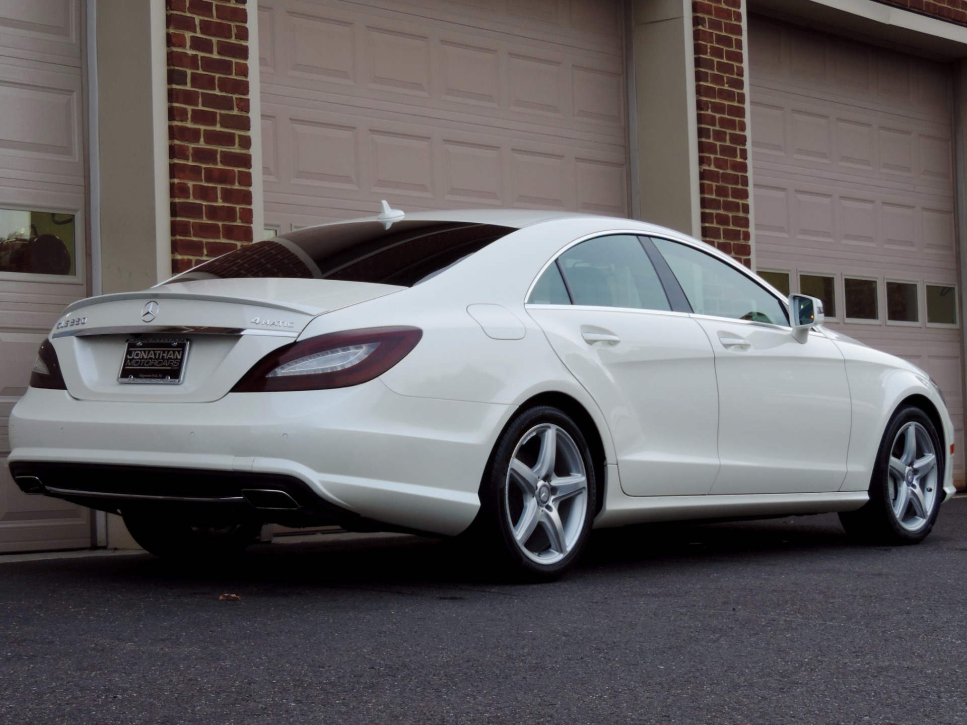 2014 Mercedes-Benz CLS CLS 550 4MATIC Stock # 124882 for ...