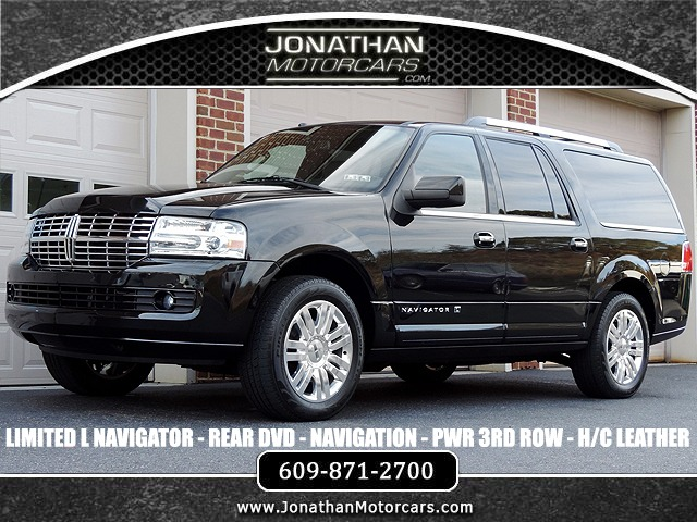 2013 lincoln navigator l limited stock l08426 for sale near edgewater park nj nj lincoln dealer. Black Bedroom Furniture Sets. Home Design Ideas