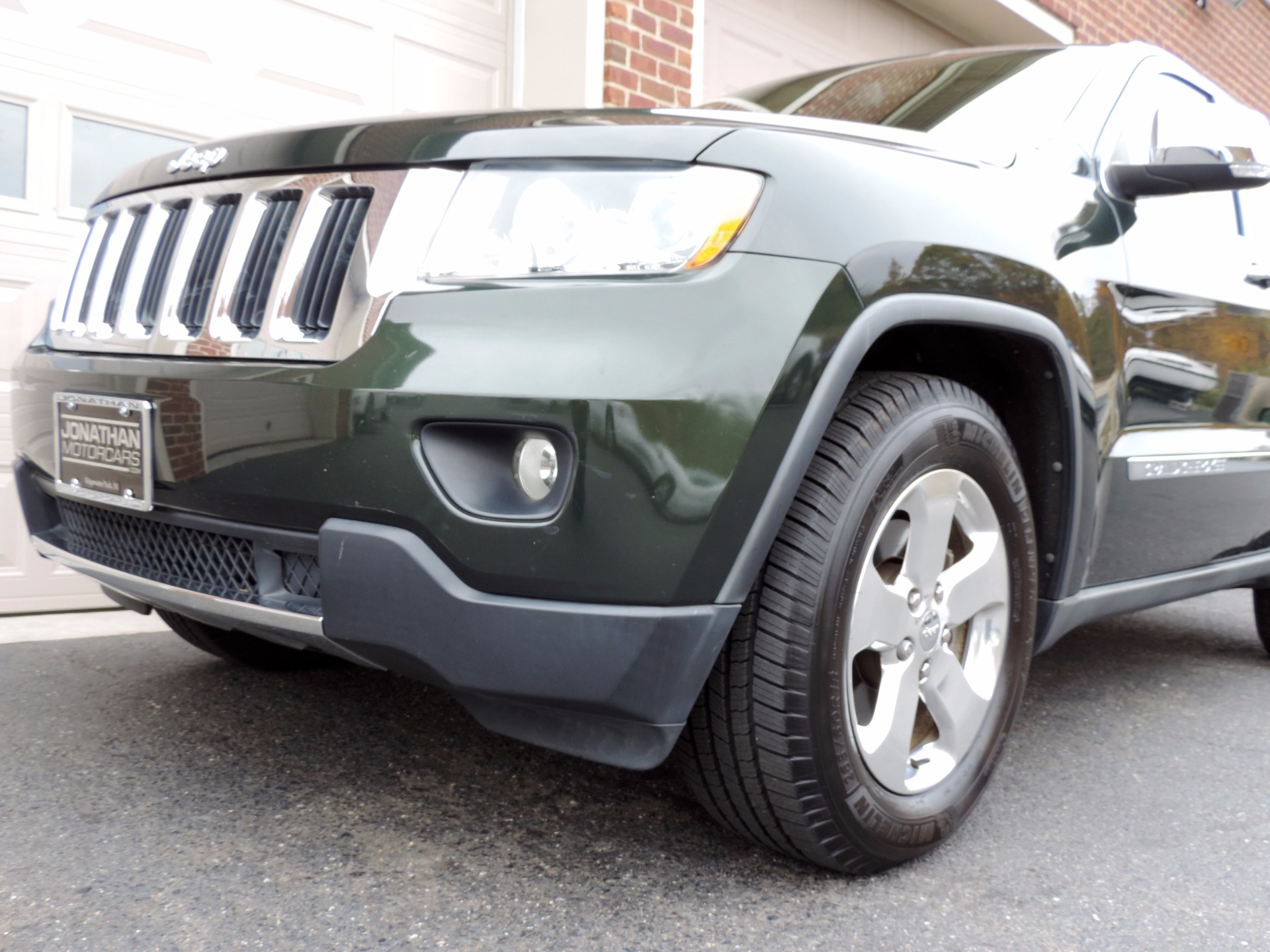 2011 Jeep Grand Cherokee Limited Stock for sale