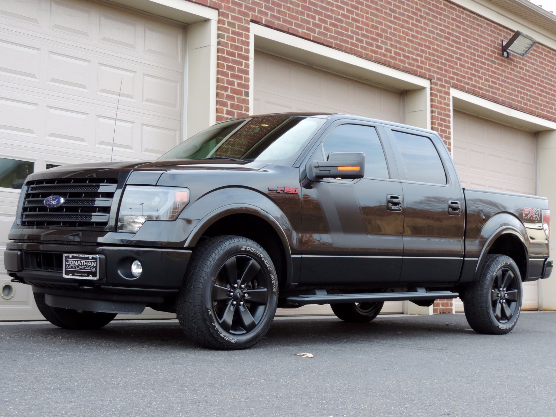 Used 2014 ford f 150 fx4