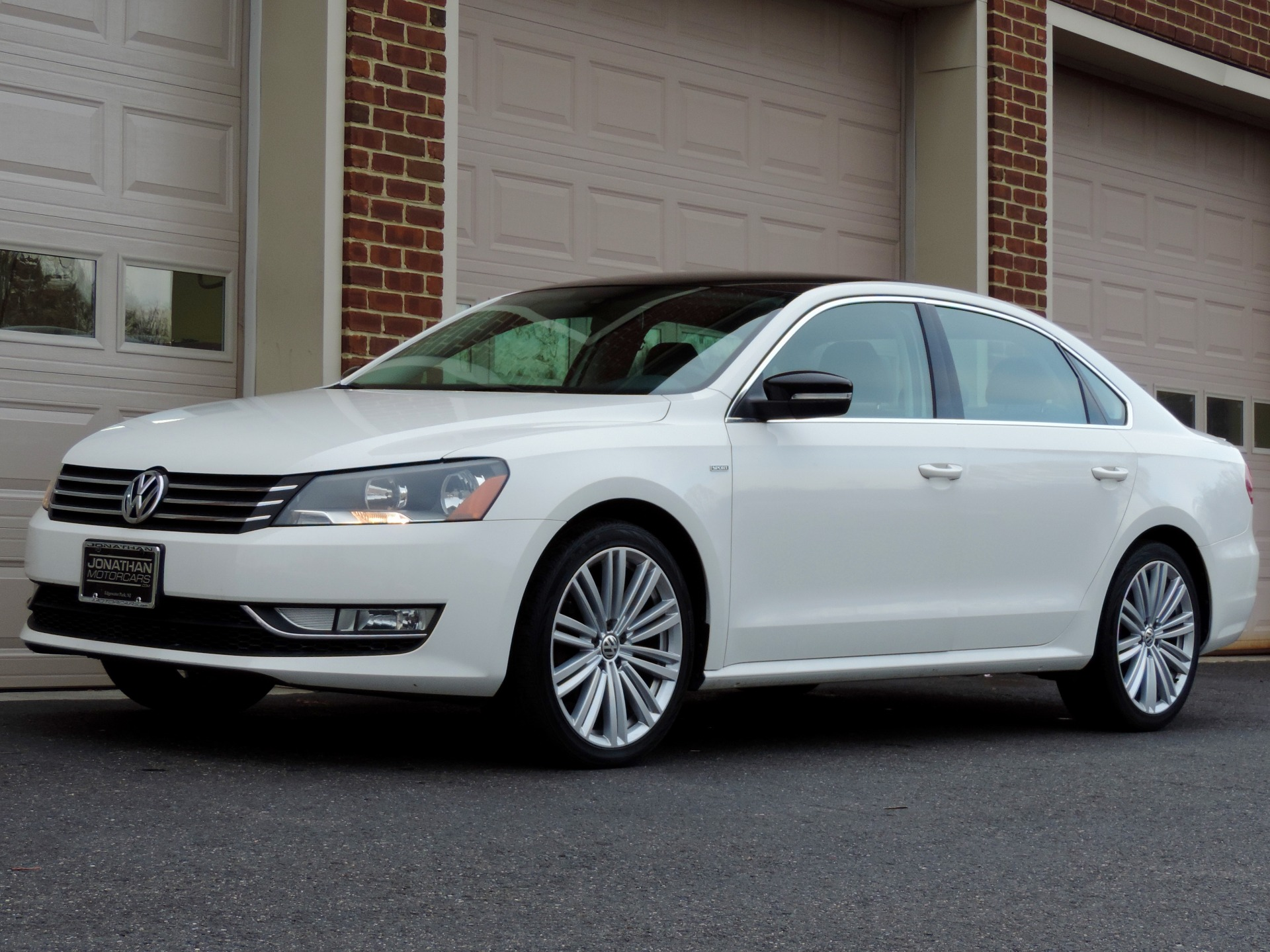 2015 Volkswagen Passat Sport Pzev Stock 015830 For Sale
