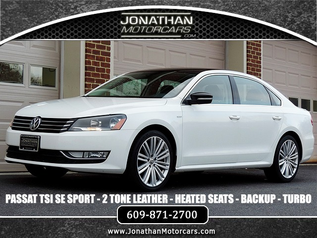 2015 volkswagen passat sport pzev stock 015830 for sale near edgewater park nj nj. Black Bedroom Furniture Sets. Home Design Ideas