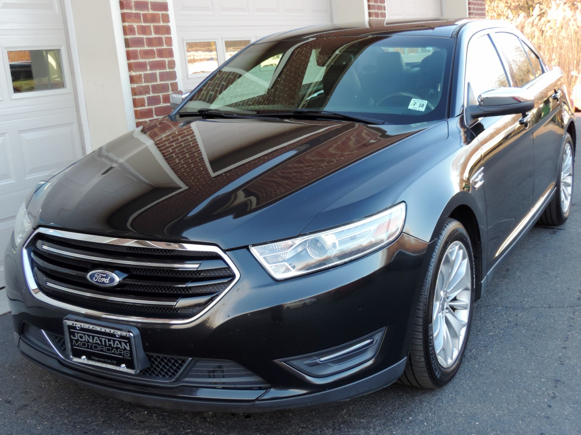 2013 ford taurus limited stock 121917 for sale near edgewater park nj nj ford dealer. Black Bedroom Furniture Sets. Home Design Ideas