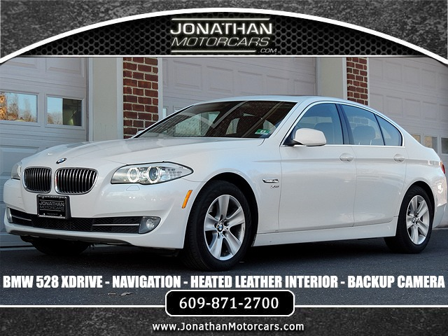 Used 2012 BMW 5 Series 528i XDrive