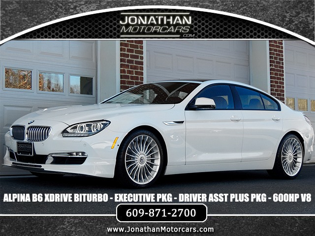2015 bmw 6 series alpina b6 xdrive gran coupe stock 986181 for sale near edgewater park nj - 6 series gran coupe for sale ...